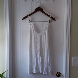 Wilfred White Slip dress